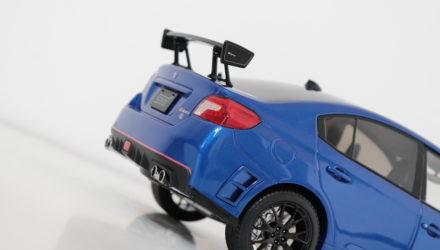 Subaru WRX Sti S207 NBR Challenge Pack, craquez pour la miniature de SunStar !