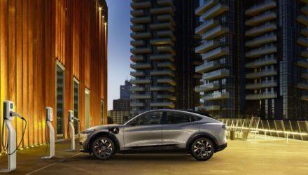 Ford Mustang Mach-E, une offre commerciale alléchante avec IONITY !