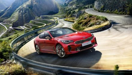 La Kia Stinger de retour... mais uniquement en version GT !