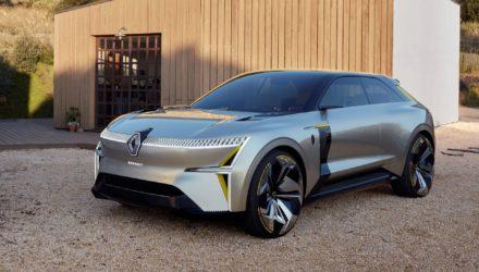 Renault : un SUV électrique bientôt dévoilé !