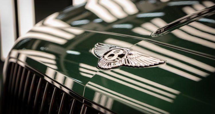 Bentley va devenir une marque 100% électrique !