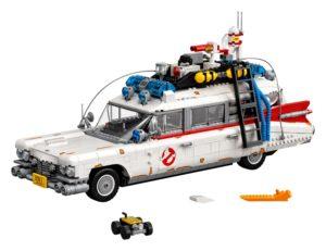 Ecto 1 est de retour chez Lego ! (1)
