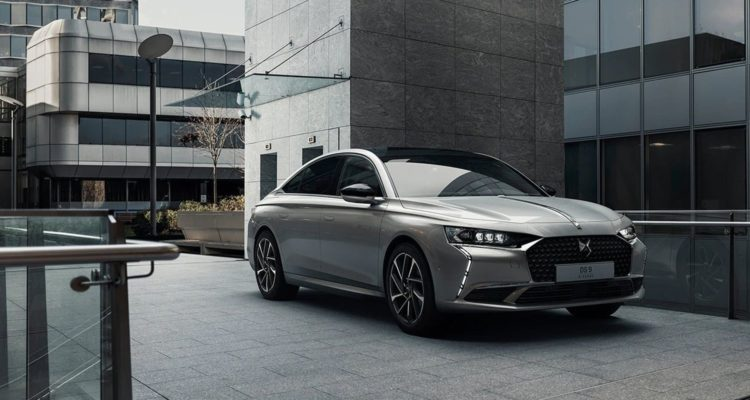 La DS9, la berline premium à la française mais Made In China