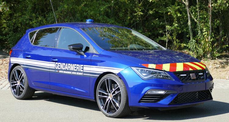 Déjà la fin du partenariat entre Seat et la Gendarmerie !