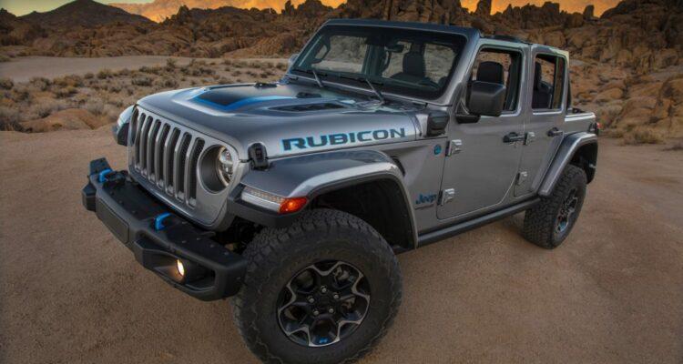 Jeep Wrangler 4xe il est désormais possible de le réserver !