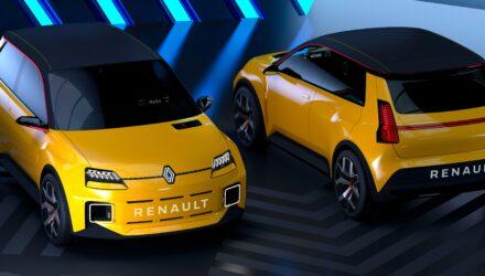 La Renault 5 électrique dévoilée et disponible avant 2025 !