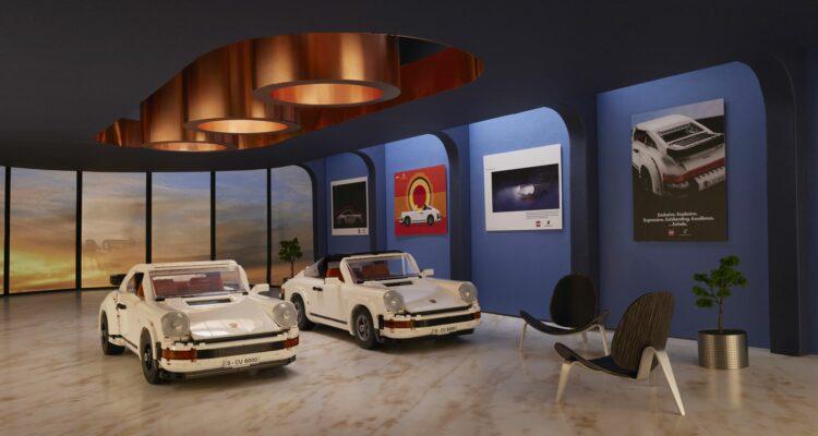 Lego voit double avec les Porsche 911 Turbo et 911 Targa !