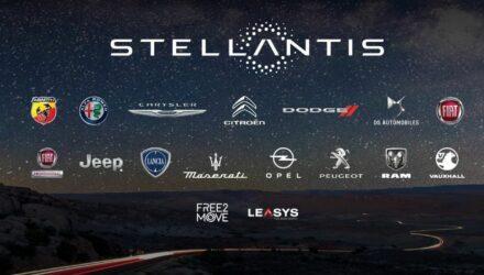 PSA FCA ont fusionné bonjour Stellantis