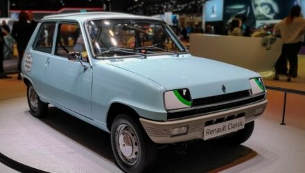 Vers un retour de la 4L et de la R5 chez Renault