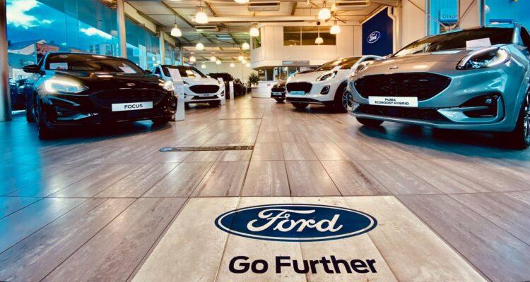 Ford, le 100% électrique c'est pour demain !