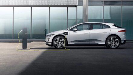 Jaguar, le tout électrique d'ici 2025 !