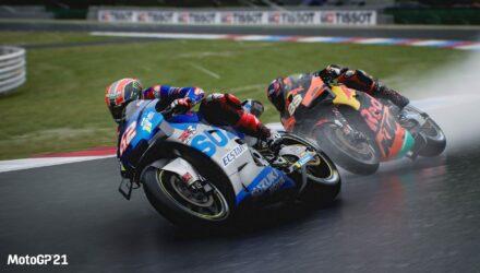 MotoGP 21, le jeu vidéo se dévoile.