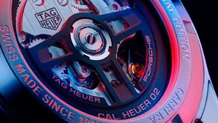 TAG Heuer et Porsche lancent un partenariat commun inédit