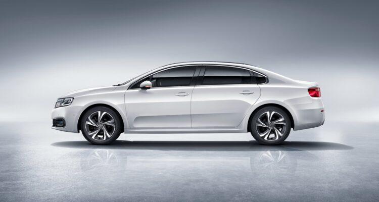 Citroën, la nouvelle berline (C6) sera présentée en avril !