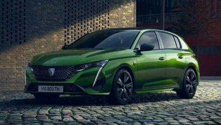 Peugeot dévoile la troisième génération de 308