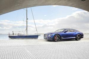 Bentley, de la voiture au yacht de luxe !