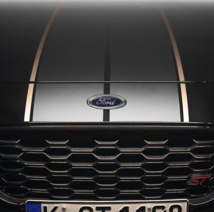 Ford Puma ST Gold Edition : l'édition réseaux sociaux se dévoile !