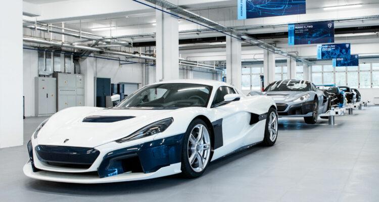 Bugatti et Rimac fusionnent !