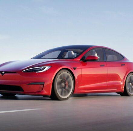 La Tesla Model S Plaid à l'assaut du record sur le Nürburgring !