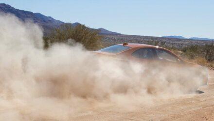La nouvelle Subaru WRX en approche !