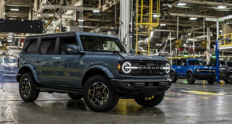 Finalement le Ford Bronco pourrait arriver en Europe !