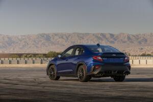 La nouvelle Subaru WRX dévoilée !